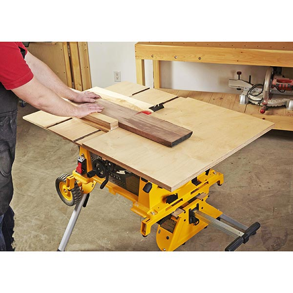Job-site Tablesaw Crosscut Sled Woodworking Plan, Workshop & Jigs Jigs & Fixtures