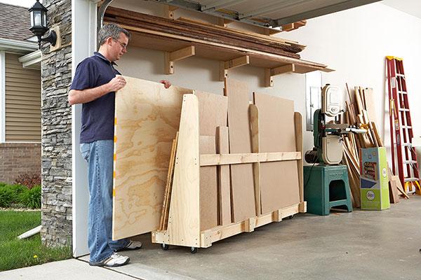22 Beautiful Woodworking Storage Plans | egorlin.com