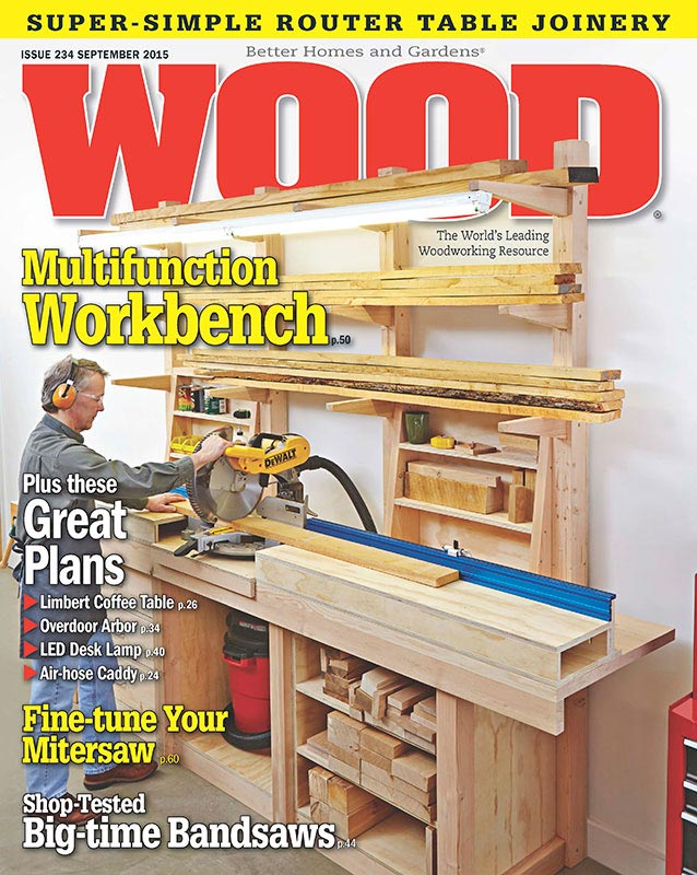 WOOD Issue 234, September 2015 WOOD Issue 234, September 2015,Books & Magazines,WOOD Magazine,WOOD Issue 234, September 2015,2015,Magazine or Book