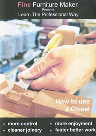 David Savage: How to Use a Chisel - Downloadable Video