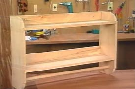 Woodworking II: Easy Projects - Downloadable Video