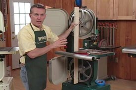 Bandsaw Tuneup - Downloadable Video
