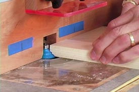 Getting the Most From Your Router Table - Downloadable Video