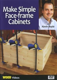 Make Simple Face-Frame Cabinets - Downloadable Video