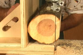 Resawing Found Wood - Downloadable Video