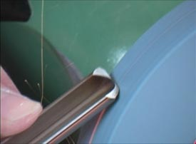 Bowl Gouge Sharpening - Downloadable Video