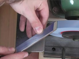 Skew Chisel Sharpening - Downloadable Video