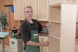 WOOD magazine's Cabinet Collection - Downloadable Video