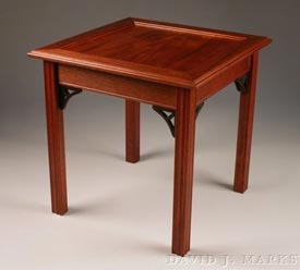 Woodworks Episode 101: Chippendale Side Table Project Videos