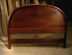 Woodworks Episode 107: Contemporary Headboard Project Videos