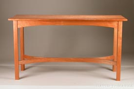 Woodworks Episode 404: Cherry Sofa Table - Downloadable Video