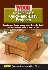 Complete Guide to Quick-and-Easy Projects