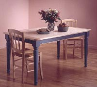 Country-Style Table