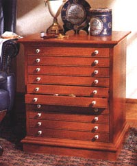 Collector's Cabinet Downloadable Plan