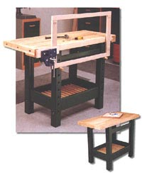 Workhorse Workbench Downloadable Plan