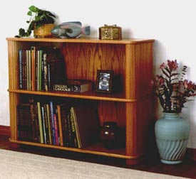Tambour Bookcase Woodworking Plan, Furniture Bookcases & Shelving