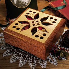 Potpourri Box Downloadable Plan