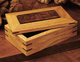 Splined Ornamental Box Downloadable Plan