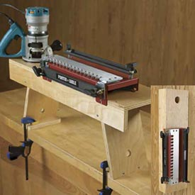 Dovetail Jig Station Printed Plan
