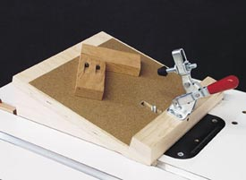 Pocket-Hole Routing Jig Downloadable Plan