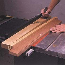 Tablesaw Taper Jig Downloadable Plan
