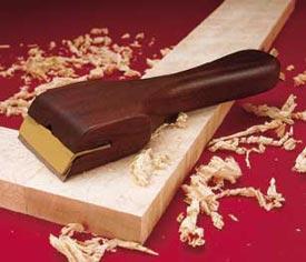 Fine-Finish Scraper Woodworking Plan, Workshop & Jigs Hand Tools Workshop & Jigs $2 Shop Plans