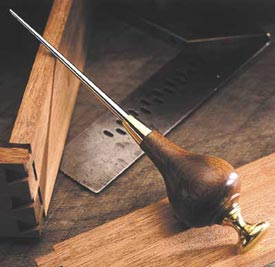 Scratch Awl Woodworking Plan, Workshop & Jigs Hand Tools Workshop & Jigs $2 Shop Plans