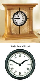 Architectural Clock Project Kit - RS-00285