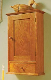 Shaker cabinet Downloadable Plan