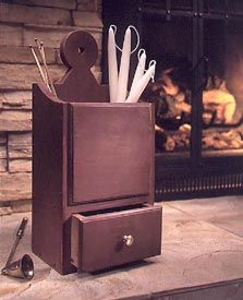 Nathan Hale pipe box Woodworking Plan, Gifts & Decorations Boxes & Baskets