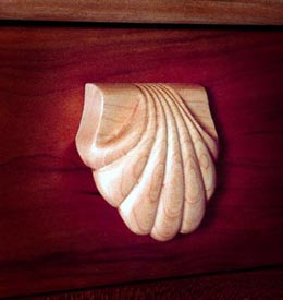 Carve a classic shell Woodworking Plan, Gifts & Decorations Scrollsaw, Carving, & Decorative Projects