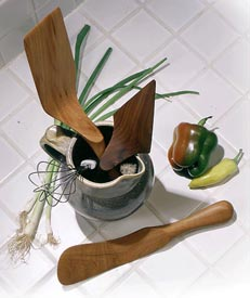 Now you're cookin' bandsawn kitchen utensils Downloadable Plan