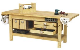 Basic Workbench and  6 ways to beef it up Downloadable Plan