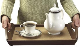 Service-with-a-style nesting tray Downloadable Plan