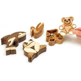 Keepsake Intarsia Boxes Woodworking Plan, Gifts & Decorations Boxes & Baskets Gifts & Decorations Scrollsaw, Carving, & Decorative Projects
