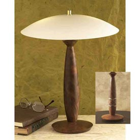 Turned Lamp Woodworking Plan, Turning Projects Gifts & Decorations Lighting