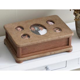 Photo Frame Catchall Box Woodworking Plan, Gifts & Decorations Boxes & Baskets Gifts & Decorations Picture Frames