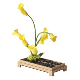 Ikebana Vase Woodworking Plan, Gifts & Decorations Lighting