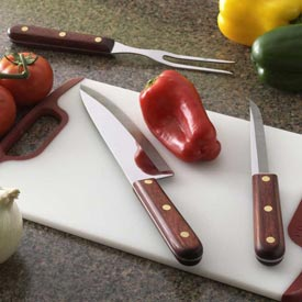 Custom Knives and an In-Drawer Knife Rack Downloadable Plan