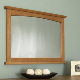 Shaker-Style Dresser Mirror Woodworking Plan, Furniture Mirrors Furniture Beds & Bedroom Sets