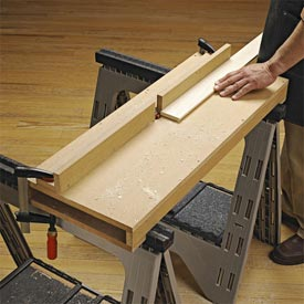 Portable Router Table Downloadable Plan