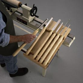 Ever-Ready Lathe Tool Holder Downloadable Plan