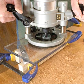 Get the Most from your Plunge Router Downloadable Plan