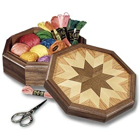 Country All-Star Keepsake Box Printed Plan