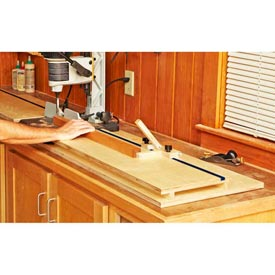 Mortising Table Extensions