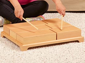 Musical Wood Blocks