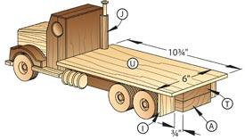 Construction-Grade Concrete Truck - GR-01003a