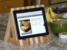 Book Stand/Tablet Holder Downloadable Plan
