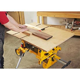 Job-site Tablesaw Crosscut Sled Downloadable Plan
