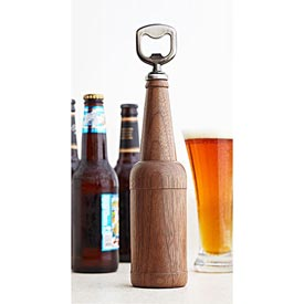 Pop-a-top Turned Bottle Opener Woodworking Plan, Gifts & Decorations Kitchen Accessories Turning Projects